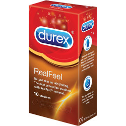 Durex Real Feel 10ks