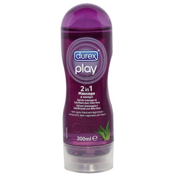 Durex Play Massage 2in1 Aloe Vera 200 ml